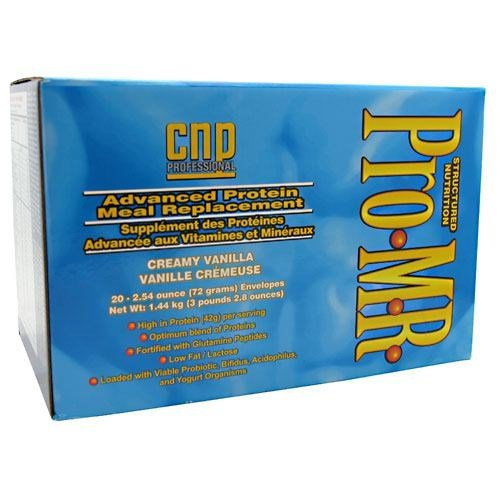 CNP Professional CNP Professional Pro-MR, Creamy Vanilla, 20 ea by CNP Professional