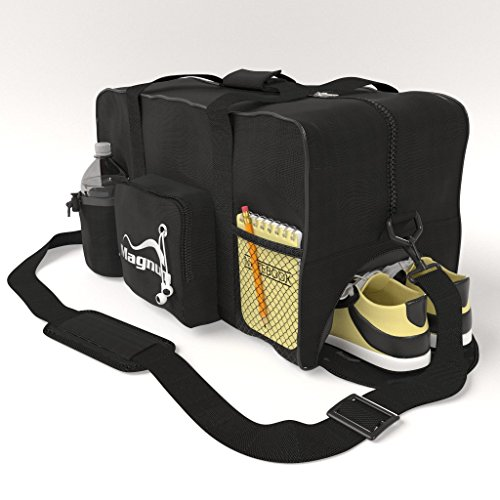 Amazon.com: Gratek Bags Spacious Gym Bag Sports And Duffel For Men ...