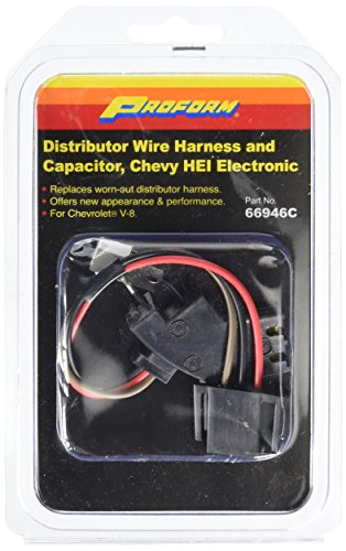 hei distributor wiring harness hei image wiring amazon com proform 66946c wire harness and capacitor kit automotive on hei distributor wiring harness