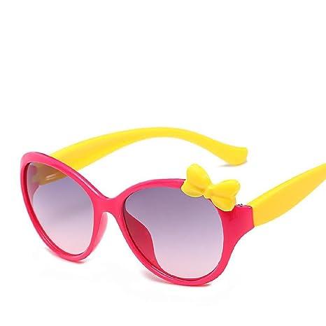 28dfe44066 Axiba Gafas de Sol de Dibujos Animados Gafas de Sol Lindos Gafas para niños  Anti-UV Regalos creativos: Amazon.es: Deportes y aire libre