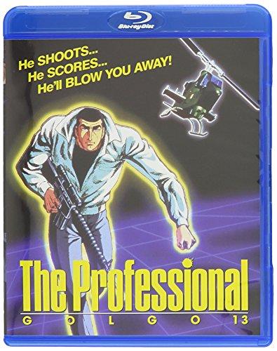 Blu-ray : Golgo13: The Professional (Blu-ray)