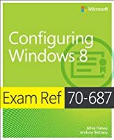 Exam Ref 70-687: Configuring Windows 8 Front Cover