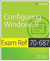 Exam Ref 70-687: Configuring Windows 8 Front Cover