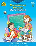 Matematicas Basicas Math Basics, School Zone Publishing Company Staff, 158947967X