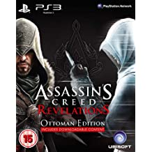 PS3 Assassin's Creed Revelations Ottoman Edition