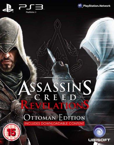 Ezio Robes (PS3 Assassin's Creed Revelations Ottoman Edition)