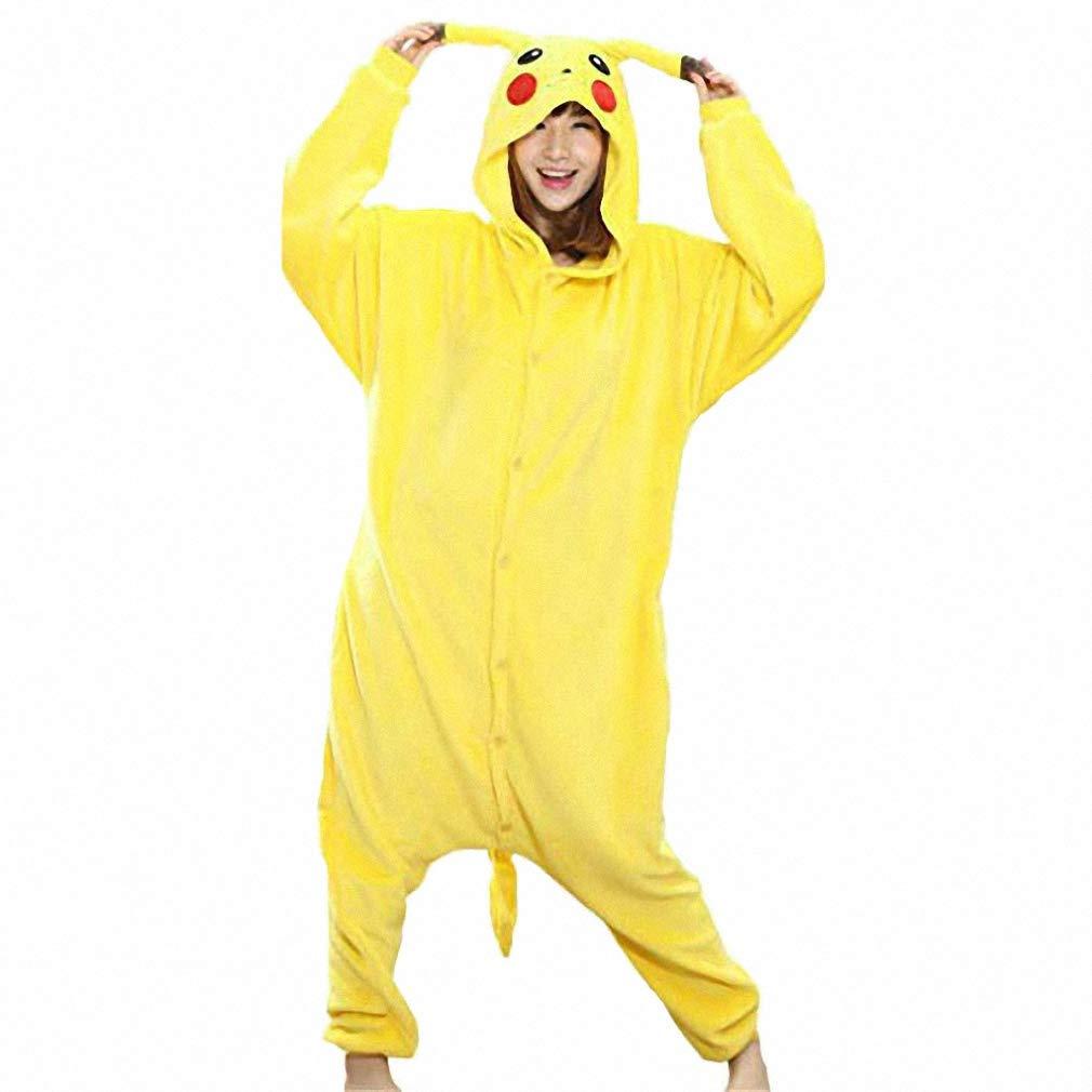 TEHA Adult Animal Pajamas Onesies Anime Pyjamas Halloween Cosplay Costumes