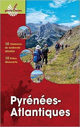 Livre gratuits Pyrénées-atlantiques : 10 itinéraires de randonnée détaillés, 10 fiches découverte epub, pdf