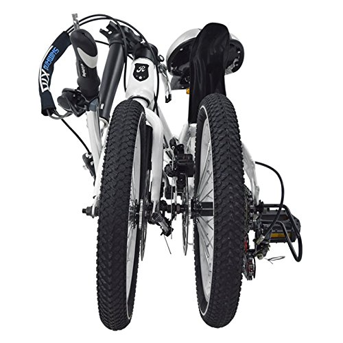 BICICLETA PLEGABLE BEP-32 SUPER BIKE COLOR NEGRO: Amazon.es: Deportes y aire libre