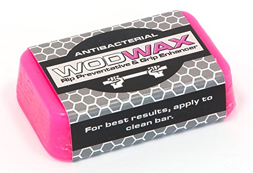 Wod Wax Antibacterial Hand Grip Enhancer & Palm Rip Preventa