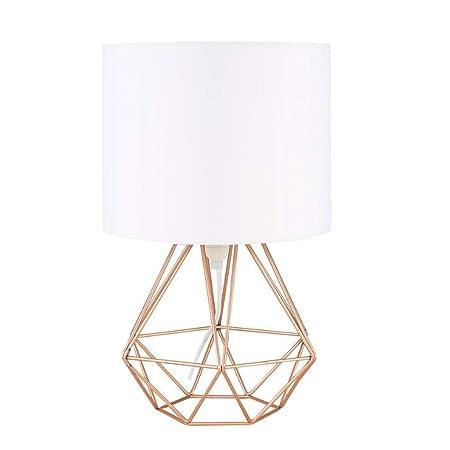 Lámpara de mesa lámpara Conducido turística cesta lámpara de mesa ...