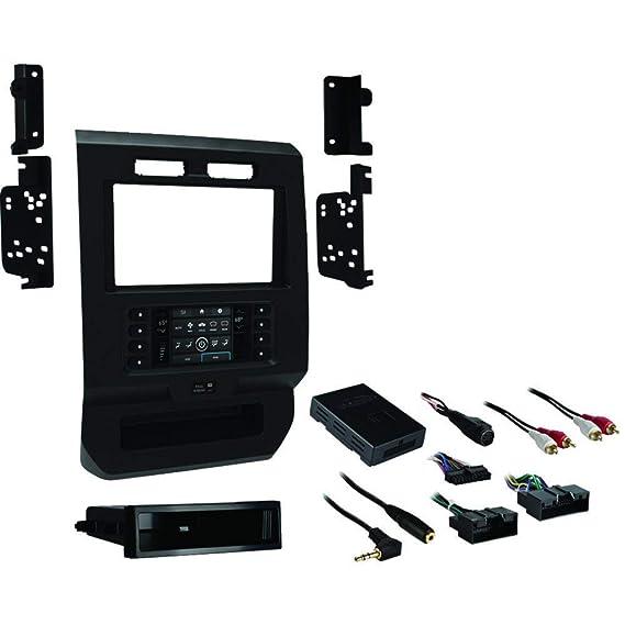 Metra 995834ch Aftermarket Radio Installation Dash Kit: Metra Wiring Harness Kit For 2014 F150 At Eklablog.co