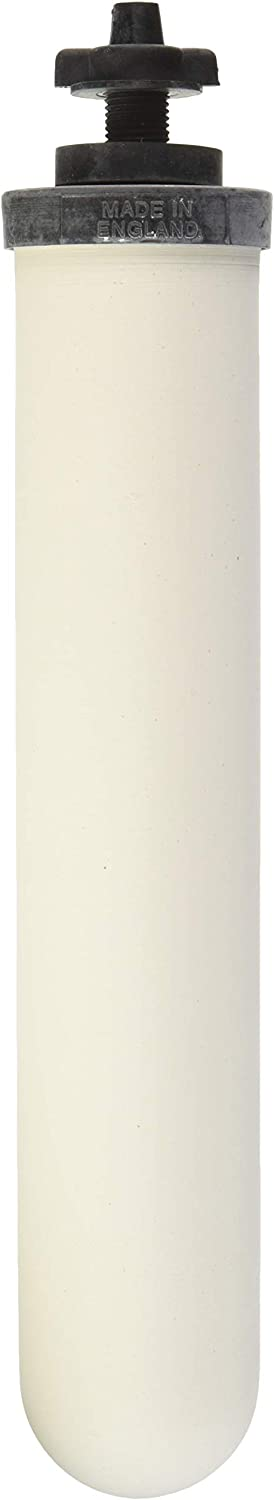 Doulton W9121709 10-Inch Super Sterasyl Ceramic Gravity Filter Candle