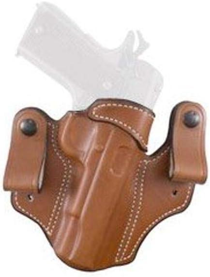 DeSantis Mad Max Holster for 1911 Gun, Right Hand, Tan