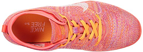 Nike - Zapatillas para mujer Rojo Helle Hochrot / Hell Citrus / Total Orange / Weiß, color, talla 40 UE