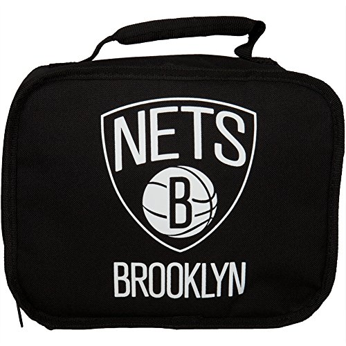 NBA New Jersey Nets Lunchbreak Lunchbox, (Nba High School Jersey)