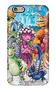 Dixie Delling Meier's Shop durable Protection Case Cover For Iphone 6(spore)