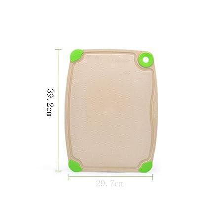 HOU FEI NIAO Tabla de Cortar - Tablero complementario Cocina de hogar Tabla  de Cortar Cuchillo 55091d23b270