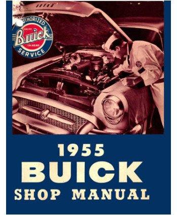 amazon com 1955 buick special century roadmaster super shop 1955 buick special century roadmaster super shop service repair manual engine