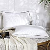 Doriness Goose Down Pillows for Sleeping (Set of 2,Queen Soft),...