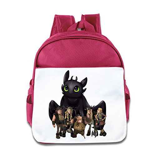 How To Train Your Dragon Toothless Kids Backpack Boys Gir...