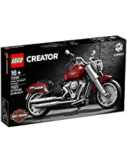 LEGO® Creator Expert Harley-Davidson® Fat Boy® 10269 Building Kit