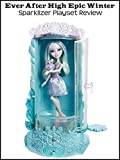 Review: Ever After High Epic Winter Sparklizer Playset Review