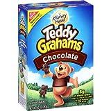 Nabisco, Teddy Grahams Snacks Chocolate -3PACK