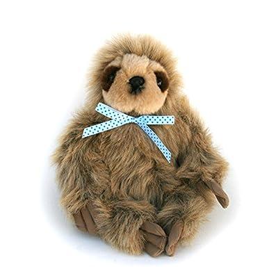 Opal &Amp; Ivy Sloth Stuffed Animal - Sloth Plush - Birthday Sloth - Birthday Stuffed Animal Gift For Kids &Amp; Adults - Sloth Toy - Toy