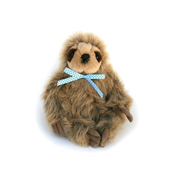Opal &Amp; Ivy Sloth Stuffed Animal - Sloth Plush - Birthday Sloth - Birthday Stuffed Animal Gift For Kids &Amp; Adults - Sloth Toy -