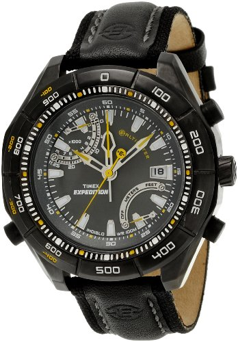 Timex-Expedition-Analog-Black-Dial-Mens-Watch