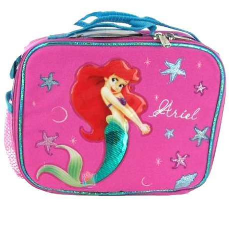 Disney Little Mermaid Ariel Lunch Kit in Pink