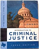 Introduction to Criminal Justice : Texas Edition, Pelz, Beth and Pelz, Terry, 0534726046