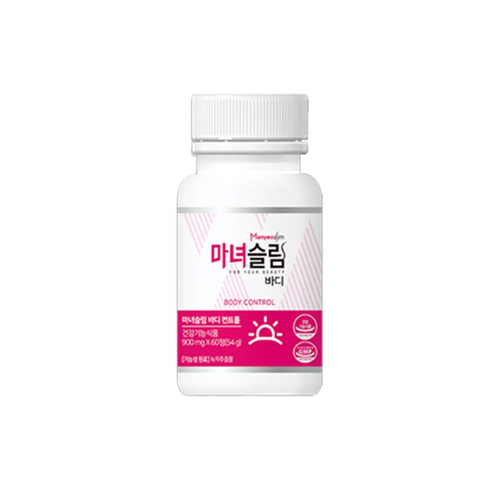 MANYEOSLIM Body 54g Green Tea Extract, Helps Reduce Body Fat, Helps Reduce antioxidant.