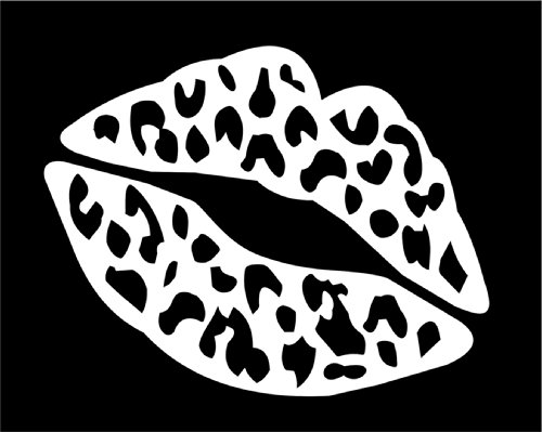 Kiss Mark Lips Leopard 6