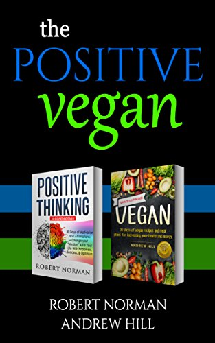 Positive Thinking Vegan healthy Thoughts ebook product image