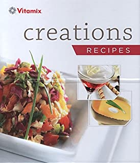 Live fresh cookbook by vitamix vitamix 0703113151859 amazon vitamix creations recipes forumfinder Choice Image