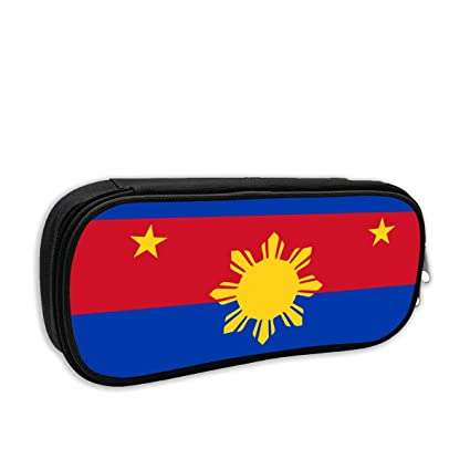 88c12edac474 Image Unavailable. Image not available for. Color  Pencil Case - Originality  Philippines Flag Pencil Pouch ...
