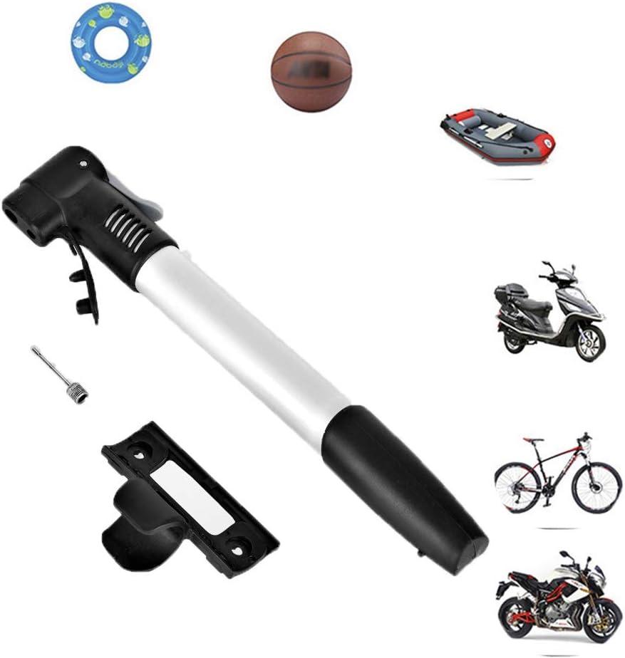 FJHLZ Mini Bomba De Aire para Neumático Portátil, Mini Bicicleta ...
