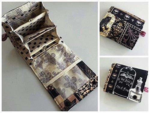 Portemonnaie Geldb/örse Frauen Geldb/örse Damen Portemonee Damen Handmade Einzelst/ück