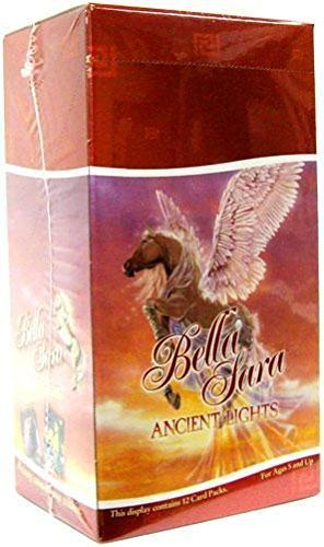 Bella Sara CCG Ancient Lights Blister Carton (12 Packs)