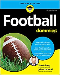 Image of the product Football for Dummies that is listed on the catalogue brand of For Dummies.