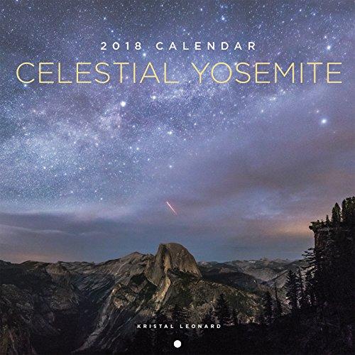 Celestial Yosemite 2018 Calendar PDF