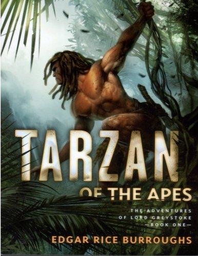 Read Online Tarzan Of The Apes ebook