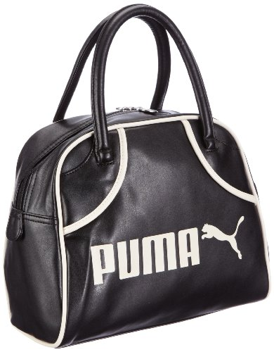 PUMA Uni Tasche Campus Bowling, black-birch, UA, 8.5 liters, 070517 01