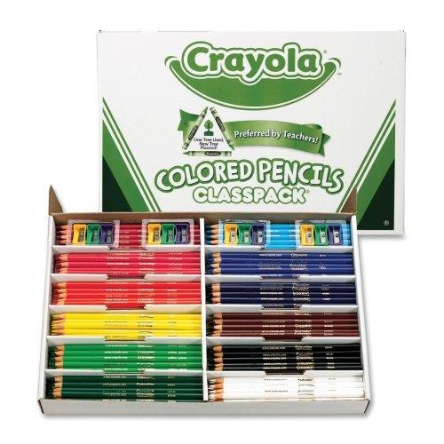 (Crayola Classpack Colored Pencil (68-8024))