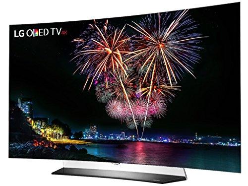 LG OLED65C6V Curved OLED 4K HDR 3D TV 164cm HD Triple Tuner