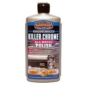 Surf City Garage 139 Killer Chrome Perfect Polish - 16 oz.