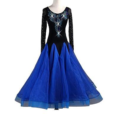 fc6de8d0365c Amazon.com: CACARE Women Liturgical Praise Lyrical Dance Dress Standard  Ballroom Competition Dancing Dresses Costumes Customize Support: Clothing