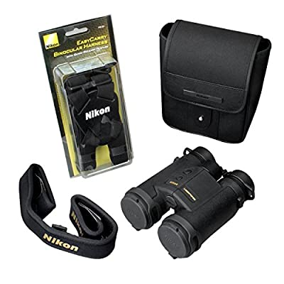 Nikon Laserforce 10x42 RF Binocular with Harness from Nikon